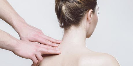 Alternative Treatment for Neck and Back Pain tickets