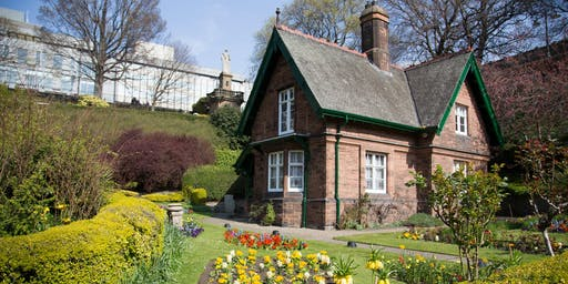 Doors Open Day - The Cottage, West Princes Street Gardens