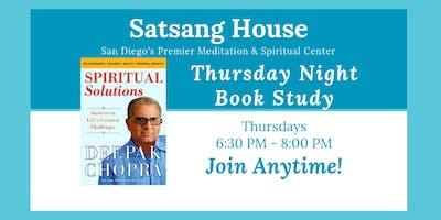 Thursday Night Spiritual Book Study