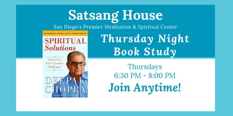 Thursday Night Spiritual Book Study tickets