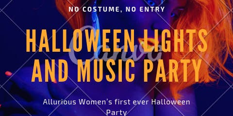 Halloween Nights & Lights Music Party
