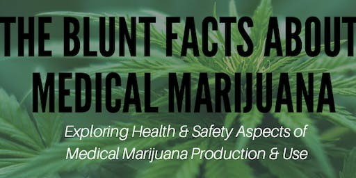 2019 OKAIHA Fall Conference: The Blunt Facts About Medical Marijuana (October 25 only)