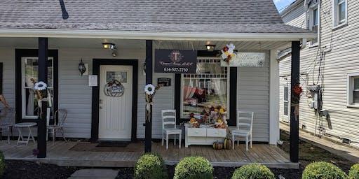 Wildflowers & Wonders SIP & shop