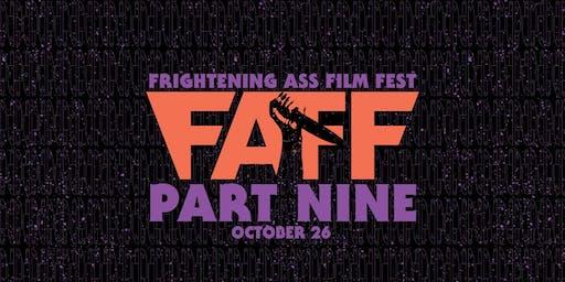 Frightening Ass Film Festival 9