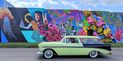 Austin Graffiti and Street Art Tour