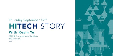 HITech Story with Kevin Yu tickets