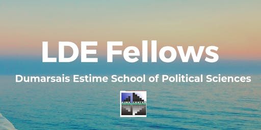 Dumarsais Estime Fellowship Awards