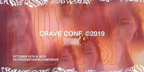 Crave Conference 2019 tickets