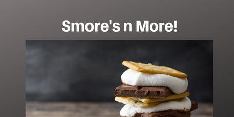 Smore's n more tickets
