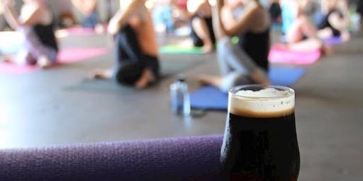 Community ~ Yoga ~ Beer @Hyperion Brewery