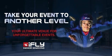 iFLY Ontario Corporate Open House tickets