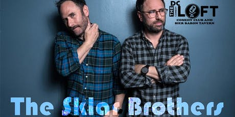 Comedy Show with The Sklar Brothers from ESPN Classic, Comedy Central tickets