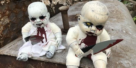 Zombie Dolls! Exhibit Opening Reception tickets
