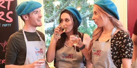 ART SIPPERS - Paint & Sip Experience - FULHAM tickets