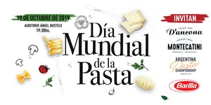Día Mundial de las Pastas 12va Edición