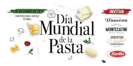 Día Mundial de las Pastas 12va Edición entradas