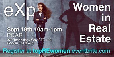 eXp TOP Women In Real Estate Event!