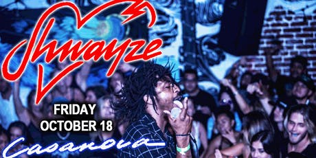 Shwayze at Casanova (Maui) tickets
