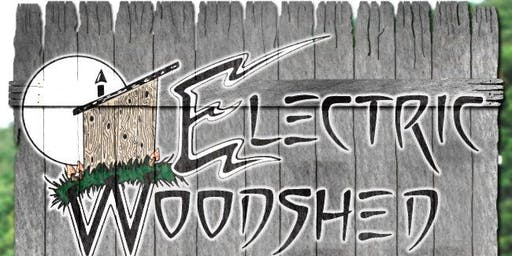 Electric Woodshed at McClain's