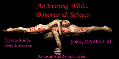 AN EVENING WITH DONOVAN AND REBECCA VI