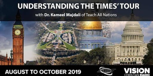 Understanding The Times Tour with Dr Kameel Majdali