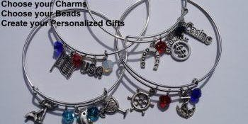 Make and Take Expandable Charm Bracelet