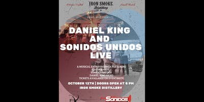DANIEL KING BAND & SONIDOS UNIDOS