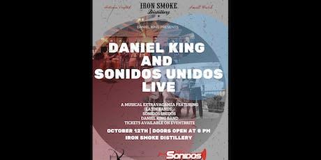DANIEL KING BAND & SONIDOS UNIDOS tickets