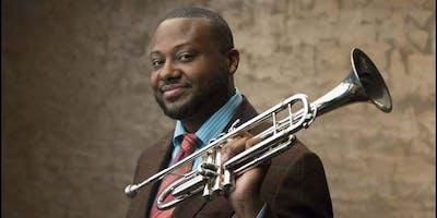 LIVE JAZZ: Grammy-collaborator/Trumpet virtuosic SEAN JONES, with Howard Wiley & Extra Nappy