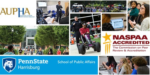 We Are Penn State School of Public Affairs Annual Fest