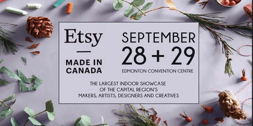 Etsy Made in Canada - Edmonton Market