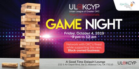 Daiquiri Game Night tickets
