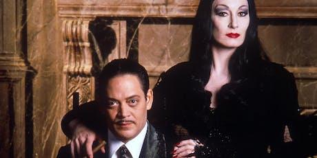 Friday Flicks: The Addams Family tickets