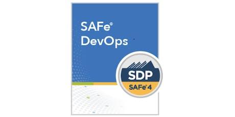 SAFe v4.6 DevOps Training n Certification class  tickets