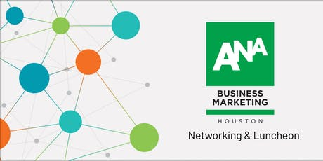 2019 ANA Business Marketing October Luncheon tickets