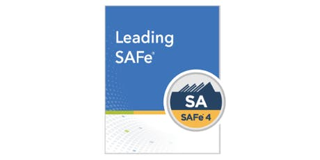 Leading SAFe v4.6 Training n Certification class  tickets