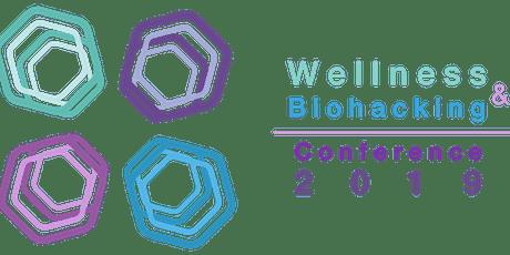Wellness & Biohacking Conference 2019 entradas