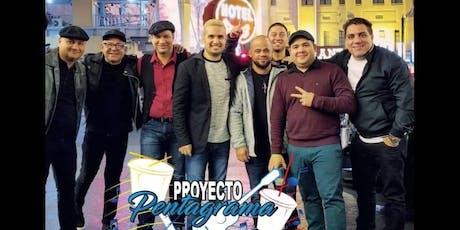 Explosión gaitera con proyecto pentagrama tickets