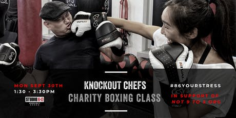 Knockout Chefs - Stop GETTING Crushed & Crush the Bag tickets