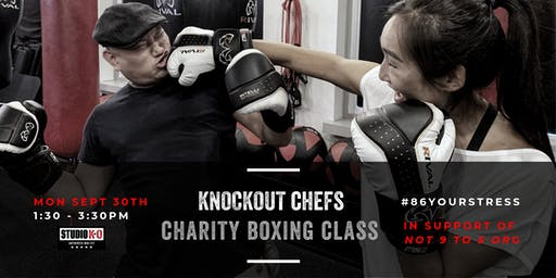Knockout Chefs - Stop GETTING Crushed & Crush the Bag