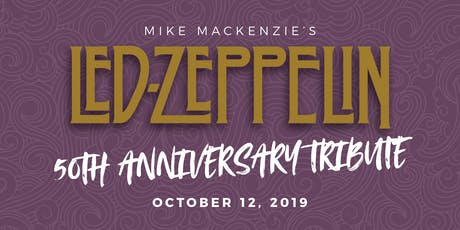 Led Zeppelin Tribute tickets