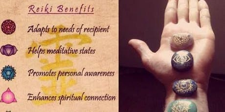 Reiki share every monday EXCEPT FIRST MONDAYS of each month tickets