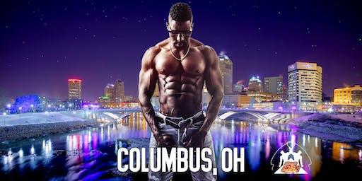 Ebony Men Black Male Revue Strip Clubs & Black Male Strippers Columbus, OH 8-10 PM
