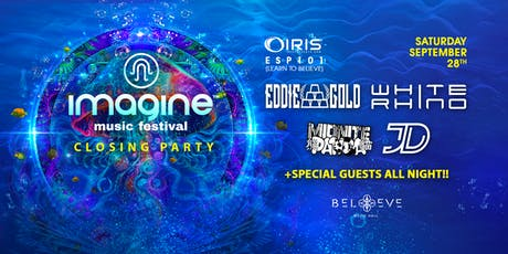 Official IMF Closing Party!! w/ Special Guests all night long | IRIS ESP101 Learn to Believe | Saturday September 28 tickets