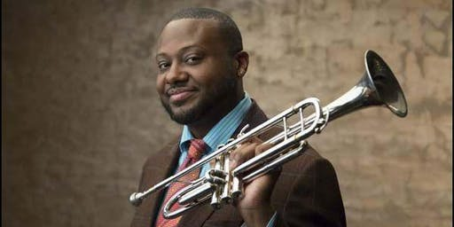 LIVE JAZZ: Grammy-collaborator/Trumpet virtuosic SEAN JONES, with HOWARD WILEY & EXTRA NAPPY
