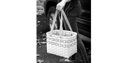 Basket Making at Kingsland Manor: Shopping Tote
