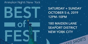 2019 ANNY Best of Fest | Sat & Sun, Oct 5-6