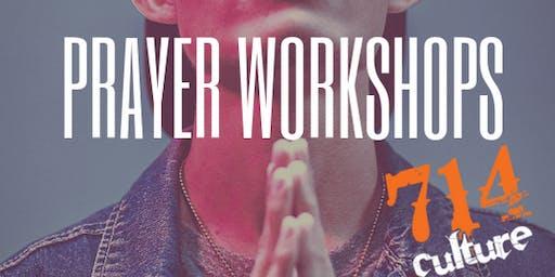714Culture Prayer Workshop