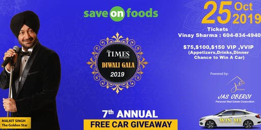Diwali Gala & Awards Night - 2019