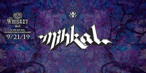 MiHKAL@The Whiskey Bar